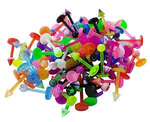 Wholesale-10-pcs-LABRET-LIP-STUD-MONROE-TRAGUS-Body-Piercing-Jewellery-bar-FLEX