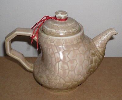 amazing antique retro vintage small porcelain chinanese teapot japanese