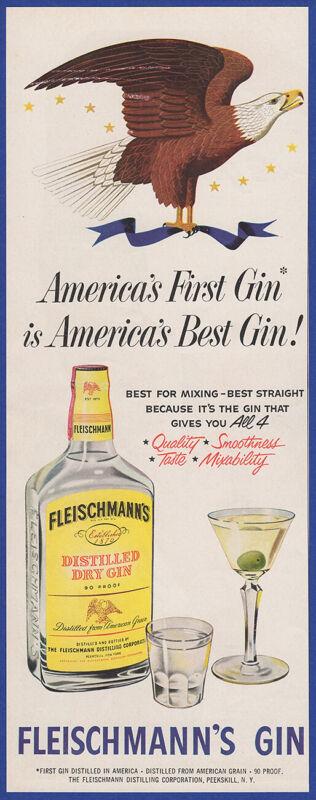 Vintage 1952 FLEISCHMANN