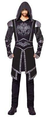 Ritter der Dunkelheit Herrenkostüm NEU - Herren Karneval Fasching Verkleidung Ko ()