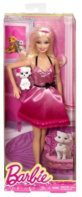 Barbie Doll and Pet Giftset