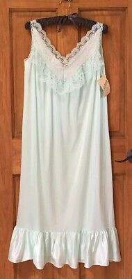 NEW LACE SLEEPSHIRT GOWN NIGHTGOWN S SMALL NWT