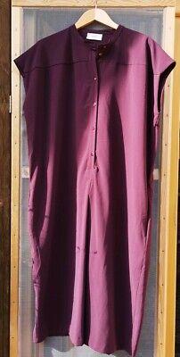 Italien, Kleid, Hose (VICOLO Italien Kleid  Hosenkleid Gr. 40 42 Bordeauxrot bitte Beschreibung lesen)