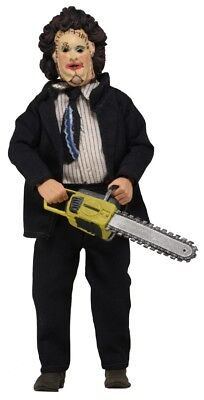 NECA Texas Chainsaw Massacre Leatherface Formal Style 8 Inch Clothed Figure