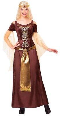 Kassandra die Wikingerfrau Damenkostüm NEU - Damen Karneval Fasching (Wikinger Frau Kostüme)