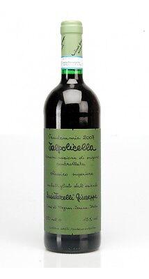 6 BT. VALPOLICELLA superiore doc 2010 QUINTARELLI giuseppe