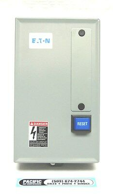 Air Compressor Furnas Siemens Magnetic Starter Box 5hp 230v 1 Phase Power