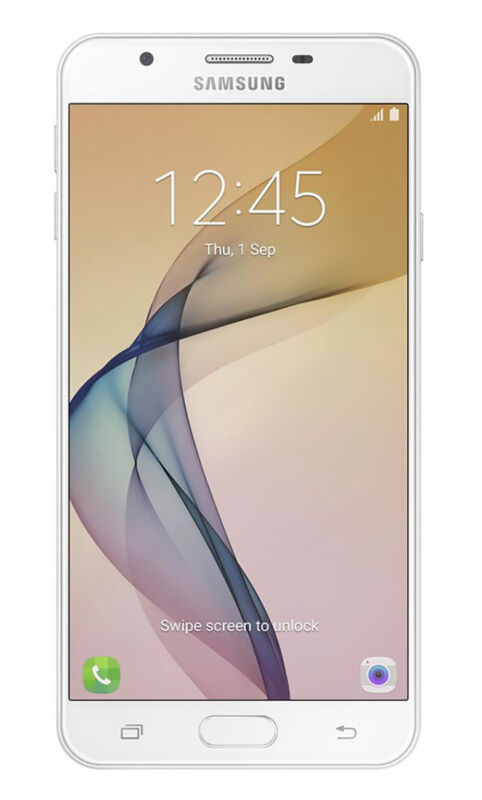 Samsung Galaxy J7 4G with 16GB Memory Cell Phone (Unlocked) Gold J700M GOLD