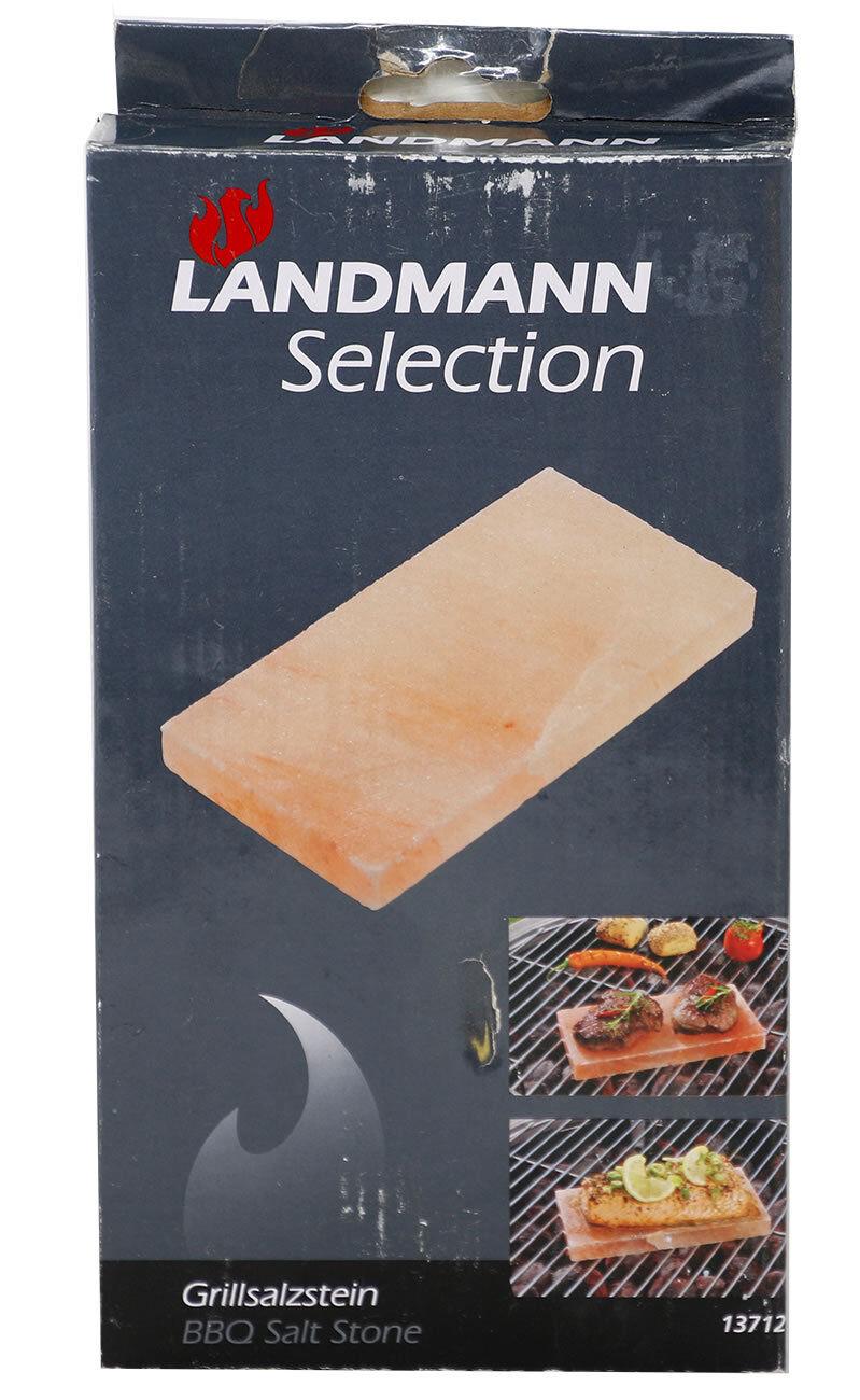 Landmann Grillsalzstein 10x20x2cm 13712
