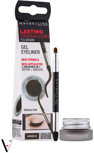Maybelline Lasting Drama Gel Eyeliner Up To 24H - 01 Black *NEW*