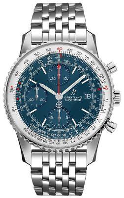 Brand New Breitling Navitimer 1 Chronograph 41 Men's Watch A1332412/CA02/451A Breitling Navitimer Slide Rule