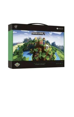 Laptop Windows - Windows 10 Minecraft edition Hypa 14 Inch Pentium 4GB RAM 64GB eMMC Laptop Green
