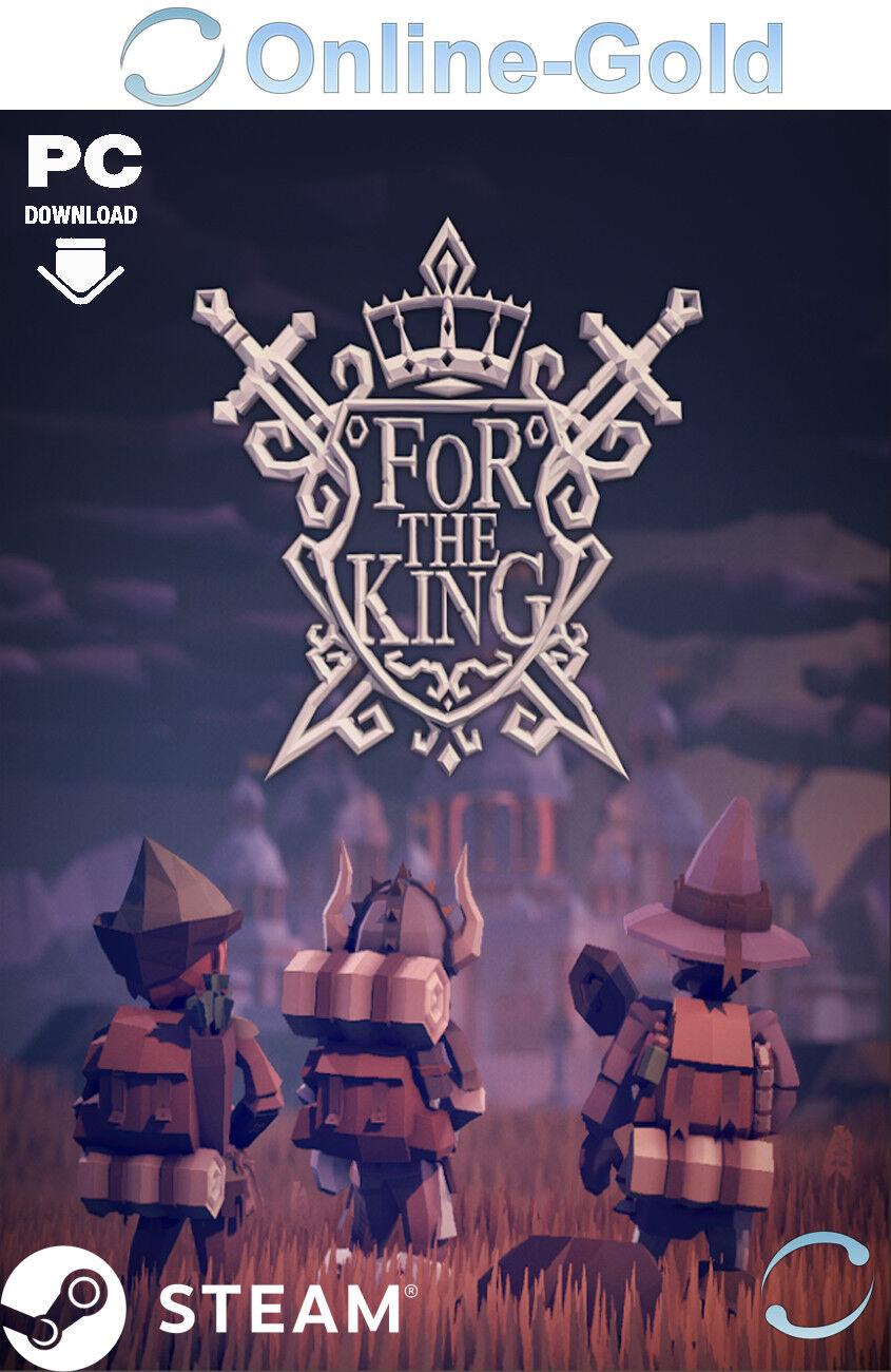 For The King - Steam Spiel Digital Download PC Online Key - Rollenspiel - DE