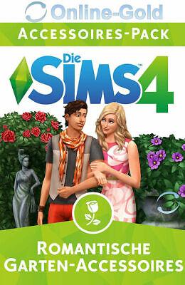 Sims 4 Jardín Romántico Pack de Accesorios - Romantic Garden EA Origin...