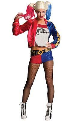 Suicide Squad Harley Quinn Womens Or Teen Costume, Joker's Girl, FREE SHIPPING! - Joker Girl