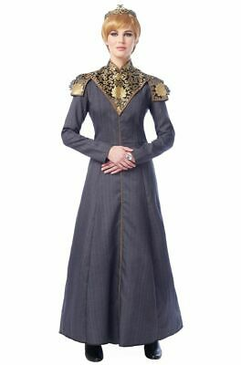 Queen of Kingdoms - Adult Costume - Medieval / Game of Thrones Cersei - Cersei Kostüm