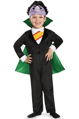 Sesame Street - The Count Infant/Toddler Costume - Infant Sesame Street Costumes