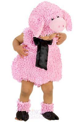 hnörkelig Schweinchen Tiere Kleinkind Halloween Kostüm 4627 (Princess Halloween-kostüme Kleinkind)