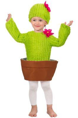 acheln der Kaktus Anlage Kleinkind Kind Halloween Kostüm (Princess Halloween-kostüme Kleinkind)