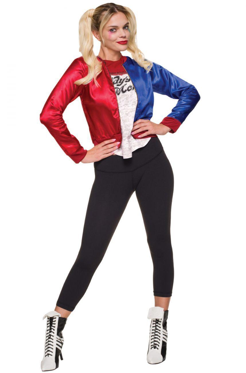 Birds Of Prey Harley Quinn Women's Costume Kit, Harley Quinn