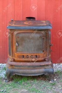 ISO old woodstove