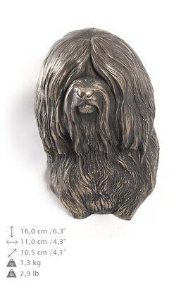 Tibetan Terrier Dog Design Retractable Acrylic Ball Pen by paws2print