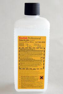 Kodak Photo-Flo 200 Wetting Agent 500ml - For Film