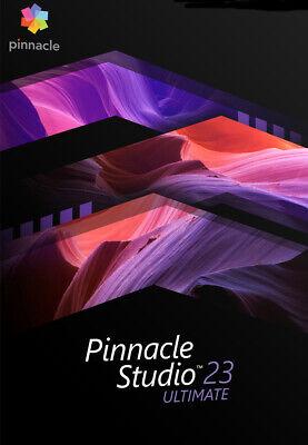PINNACLE STUDIO 23 (2020) ULTIMATE -DEUTSCH- (ESD) / KEY