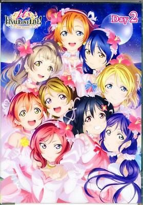 M'S Love Live! M'S Final Lovelive M'S Ic Siempre DAY2-JAPAN 3 DVD U00 SD segunda mano  Embacar hacia Spain