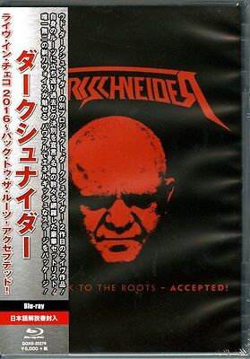 DIRKSCHNEIDER-LIVE-BACK TO THE ROOTS-ACCEPTED!-JAPAN BLU-RAY BONUS TRACK M13
