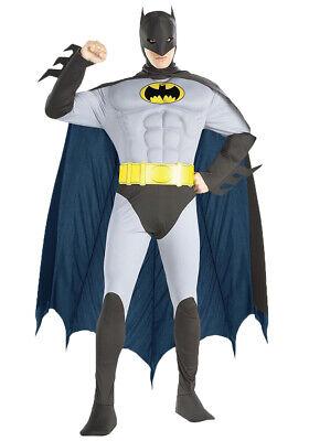 New Batman Adult Costume Large 42-44
