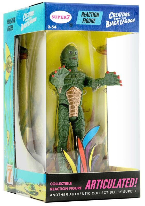Universal Monsters Creature from The Black Lagoon Action Figure [Aquarium Box]
