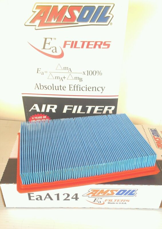 Amsoil EaA124 air filterFords 96-99:K&N 33-2107; Fram CA7365