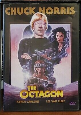 Chuck Norris The Octagon [1980] DVD