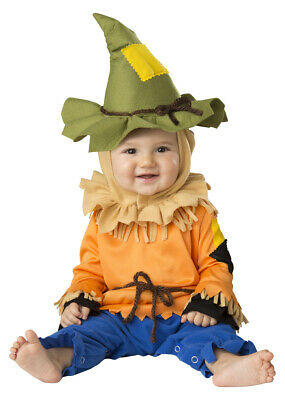 Silly Scarecrow Wizard of Oz Infant Toddler - Goofy Toddler Costume