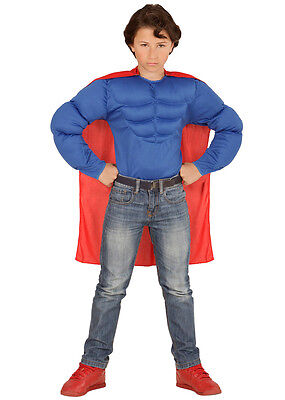 derkostüm NEU - Jungen Karneval Fasching Verkleidung Kostüm (Jungen Superhelden Verkleiden)