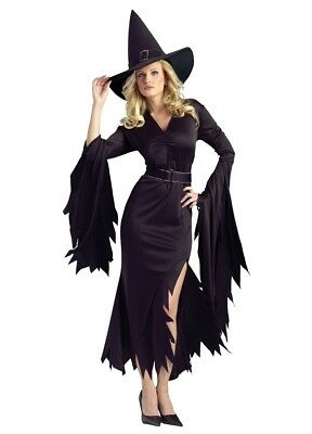 Witch Adult Womens Costume - Gothic Witch Adult Women Costume