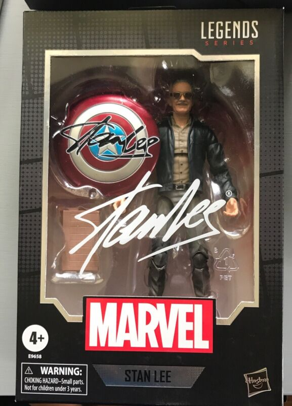 "Marvel Legends 6"" Comics 80 Years Stan Lee Exclusive IN HAND READY 2 SHIP Sealed"