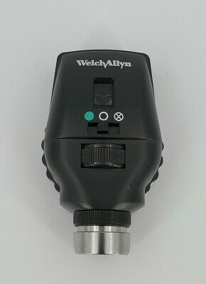 Welch Allyn 11730 3.5v Autostep Coaxial Ophthlalmoscope - Head Only - Euc