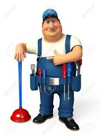 Plumber Looking For Extra Work