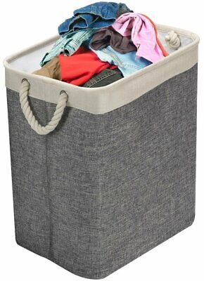 laundry hamper basket with carry handles