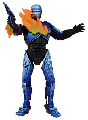 Robocop vs The Terminator Video Game Fire Damaged Robocop Action Figure NECA