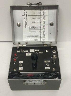 Tube Tv Calibration Unit