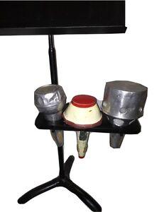 MutePartner-Trombone Mute Stand