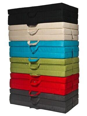 Folding mattress, extra bed, foam 120x200x10cm