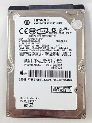 LOT of 10 ea 250GB Toshiba Fujitsu Hitachi WD Seagate 2.5