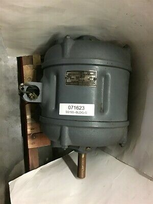 Wagner Electric B819 2 Hp Ac Motor 220 440 Volts 1750 Rpm 4p