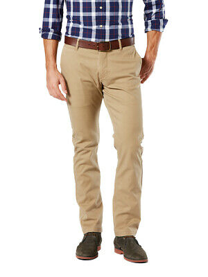 Dockers Washed Chino (Dockers Chino Hose Washed Khaki - Slim Tapered Fit - viele Farben)