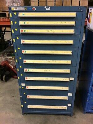 Vidmar 11 Drawer Tool Cabinet No Key