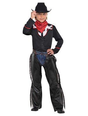 Cool Kids Costume (Cool Cowboy Western Child Costume,)